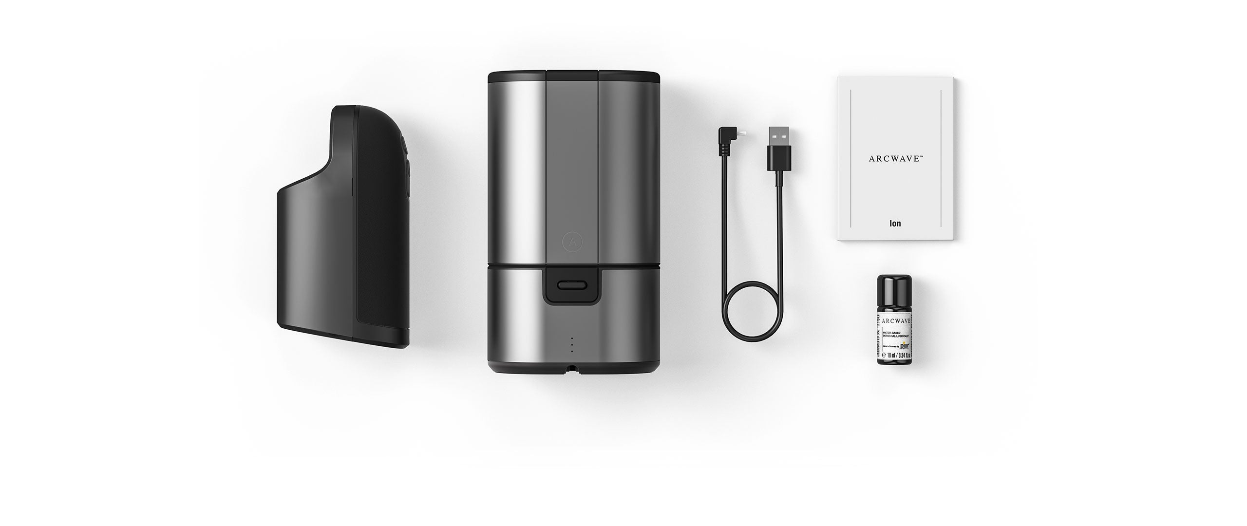 Ion Design and Packaging